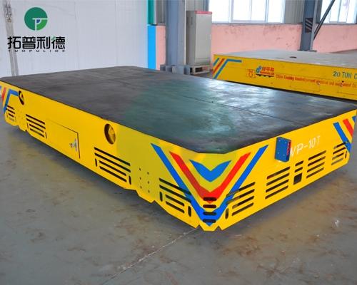 bwp-10T无轨电动平车