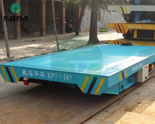 kpt-14T拖电缆电动平车