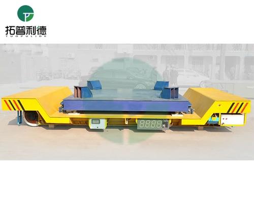 液晶显示屏钢包车