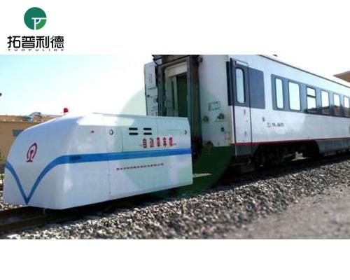 公铁两用火车牵引机